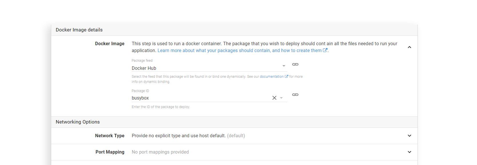 Automated Docker container deployment | Octopus Deploy